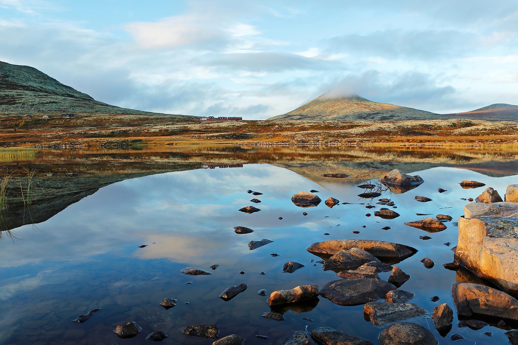 Landscape @ Rondane
